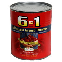 Rubinelli 6 In 1 All Purpose Ground Tomatoes , 28-Ounce (Pack of 8)