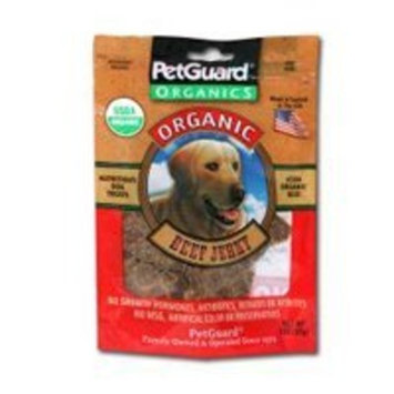Pet Guard Beef Jerky for Dogs (Single) 3 Ounces