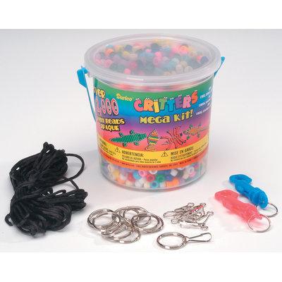 Darice Mega Critter Bucket Kit, Opaque