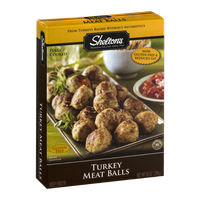 Shelton's Turkey Meat Balls