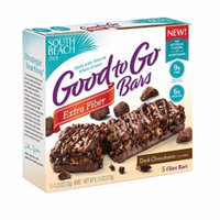 South Beach Diet Fiber Bars Chewy Granola Bars