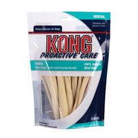KONG Premium Treats Dental Rawhide Twist, 20 ea