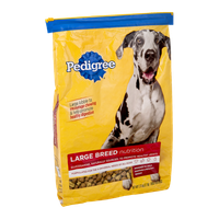 Pedigree Dog Food Large Breed Nutrition