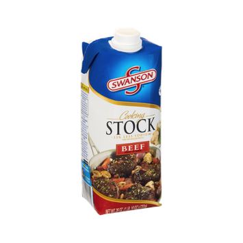 Swanson Beef Cooking Stock