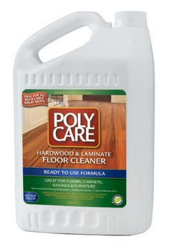 Absolute Coatings 70031 PolyCare Floor Cleaner - 1 Gallon