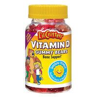 L'il Critters Vitamin D Bone Support Dietary Supplement Gummy Bears