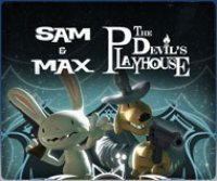 Telltale Games Sam and Max Episode 4: Beyond the Alley of the Dolls DLC