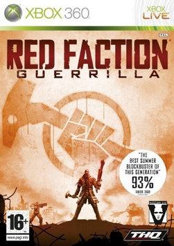 Red Faction: Guerilla Xbox 360 Game THQ