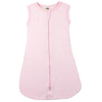 Kushies Baby Kushies Girls Everyday Layette Sleep Blanket - Pink Stripe (6 Months)
