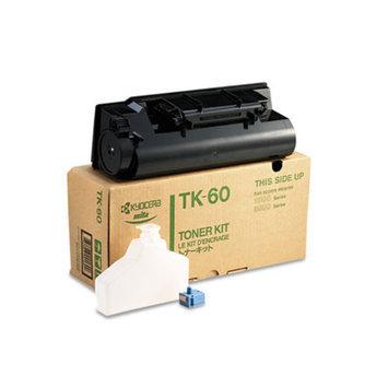 MITA Kyocera TK60 Kyocera TK60 Toner, 20000 Page-Yield, Black