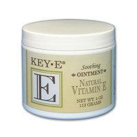 Carlson Labs Key-E Natural Vitamin E Ointment, 4 Ounce