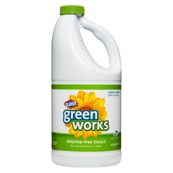 Green Works Non-Chlorine Bleach 60 oz