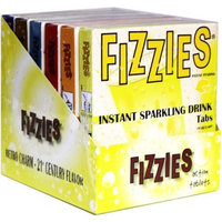 Fizzies Candy Drink Tablets ASSORTED Six Pack