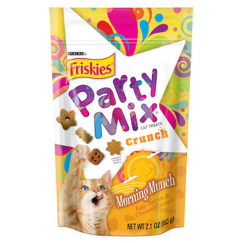 Friskies® Party Mix Morning Munch Cat Treats