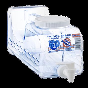 H2O Fridge Stack 1.25 GAL