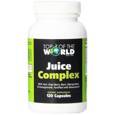 Ranisa Naturals Top of the World Naturals Juice Complex, 120 Capsules