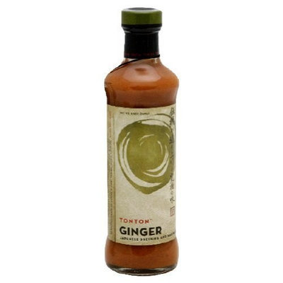 Tonton, Drssng Ginger, 9.5 FO (Pack of 6)