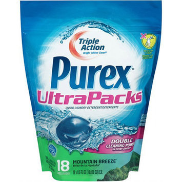 Purex UltraPacks Liquid Laundry Detergent