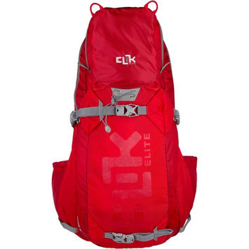 Clik Elite Luminous Camera Backpack, Red