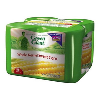 GREEN GIANT Green Giant 4-pk. Whole Kernel Sweet Corn 15.25-oz.