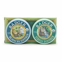 Badger Headache & Stress Soother Pack