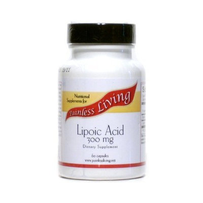 Painless Living Lipoic Acid #300 Mg