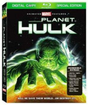 Lion's Gate Planet Hulk