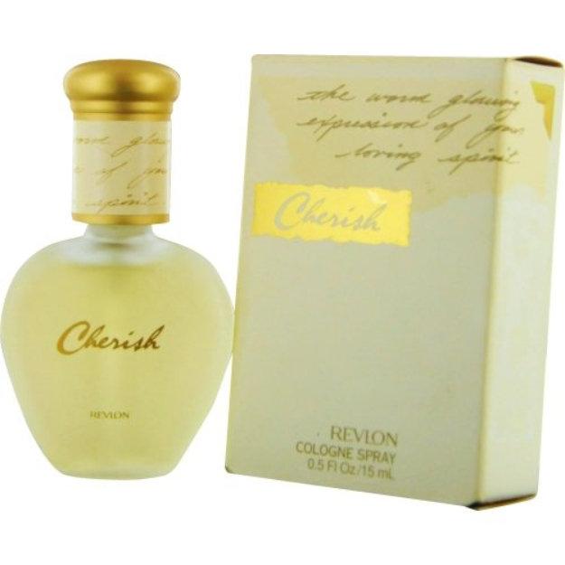 Cherish 168385 Cologne Spray .5-ounce