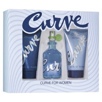 Women's Curve Fragrance Gift Set - 3 pc