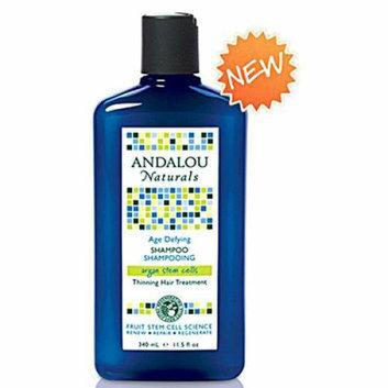 Andalou Naturals Age Defying Shampoo with Argan Stem Cells 11.5 fl oz