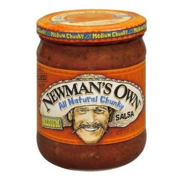 Newman's Own Inc. Newman's Own All-Natural Chunky Salsa Medium 16 fl oz