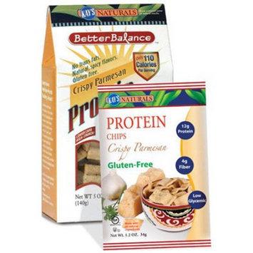 Kays Naturals Kay's Naturals Better Balance Crispy Parmesan Protein Chips, 5 oz, (Pack of 3)