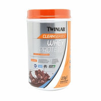 Twinlab CleanSeries Whey Protein Isolate, Chocolate Flavored Perfection, 1.5 lbs