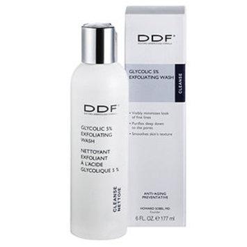 DDF Glycolic 5% Exfoliating Wash, 6 fl oz