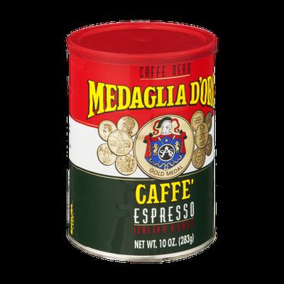 Medaglia Doro Caffe Espresso Coffee