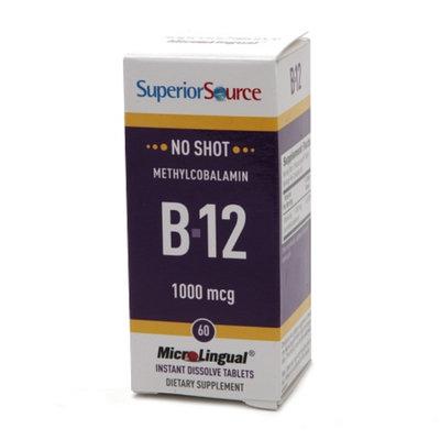 Superior Source No Shot Methylcobalamin B12 1
