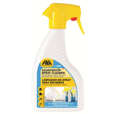 Fila Cleaning Products 16.9 oz. Brio Countertop Spray Cleaner 30400012AME
