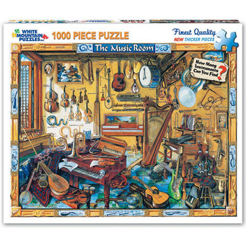 Taylor Gifts Jigsaw Puzzle 1000 Pieces 24