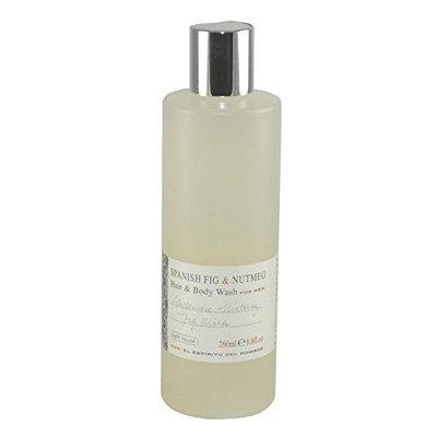 Spanish Fig & Nutmeg by Bath House for Men - 3.4 oz Cologne Spray