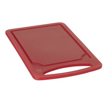 Grande Epicure Red 7 X 11 Inch Poly Cutting Board