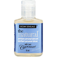 The Natural Premium Personal Lubricant