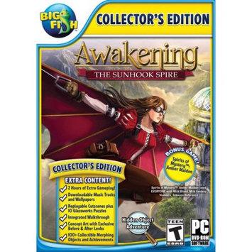 Big Fish Games Big Fish 047875334762 Awakening: The Sunhook Spire - PC