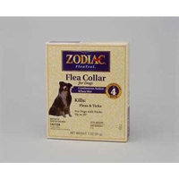 Zodiac FleaTrol Flea Collar for Dogs - 5X4in - White