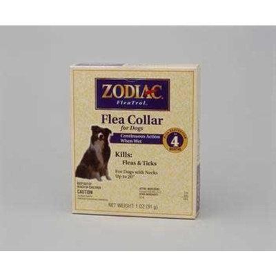 Zodiac FleaTrol Flea Collar for Dogs - 5X4in - White