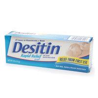 Desitin Rapid Relief Diaper Rash Ointment