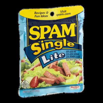 Spam Single Lite