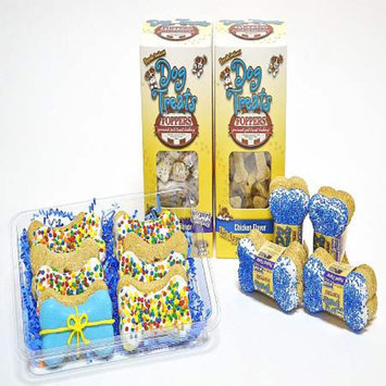 Foppers Pet 23pc Blue Birthday Gift Set