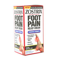 Zostrix Foot Pain Relief Cream