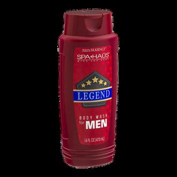 Spa Haus Legend Body Wash for Men
