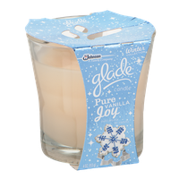 Glade Candle Winter Collection Candles